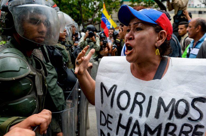 Venezuela, el caos en cifras