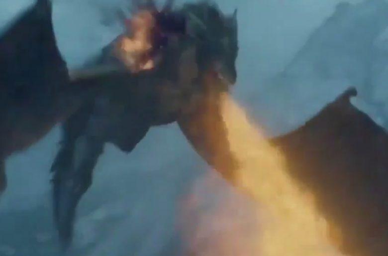 ¡Malditos Hackers!: se filtra la muerte de uno de los dragones de Daenerys Targaryen
