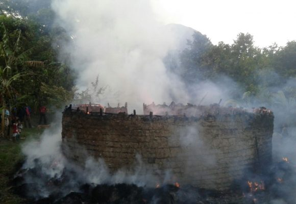 Incendio de templos kankuamos, ¿la nueva conquista?