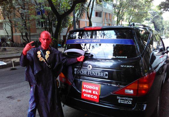 La muerte se llevó a la cultura en el Teatro Carlos Vieco de Medellín