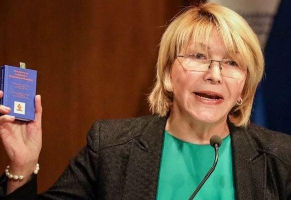 Fiscal de Venezuela Luisa Ortega llegó a Bogotá y le pedirá asilo a Santos