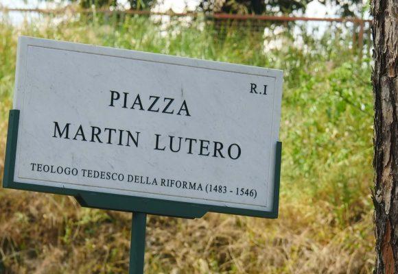 500 años después, Martín Lutero vuelve a Roma