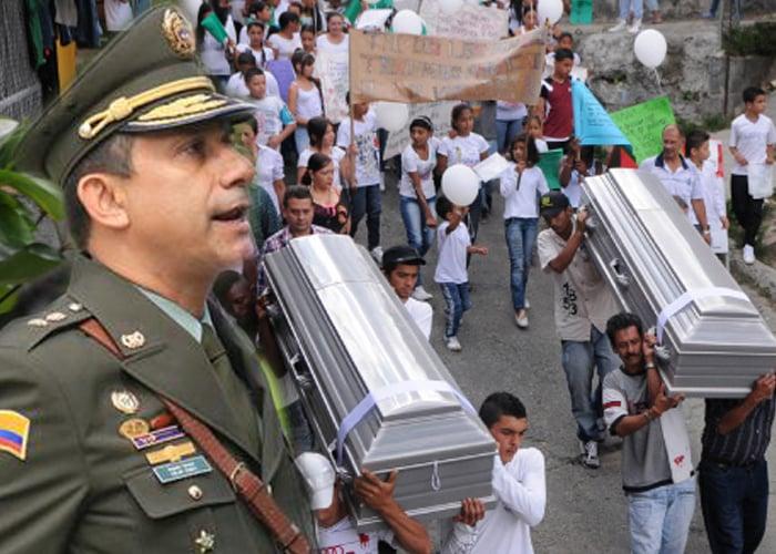 Que se maten los pobres en Medellín a tiros, ¿la apuesta del comandante de la Policía?