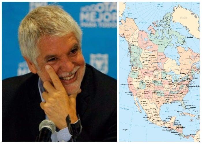 La última burrada de Peñalosa: Barranquilla y Cartagena más cerca de EE.UU. que México