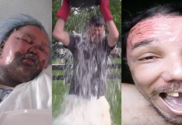 VIDEO: Quemarse la cara con agua hirviendo el nuevo reto en redes