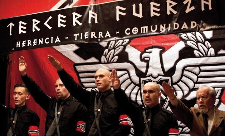 Tercera Fuerza, el grupo neonazi más violento de Colombia