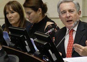 Uribe, con la bancada más grande del Senado