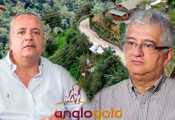 Anglo Gold Ashanti y sus 8 poderosos amigos en el Tolima