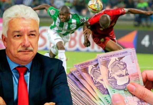¿Las casas de apuestas son las que determinan los partidos del fútbol colombiano?