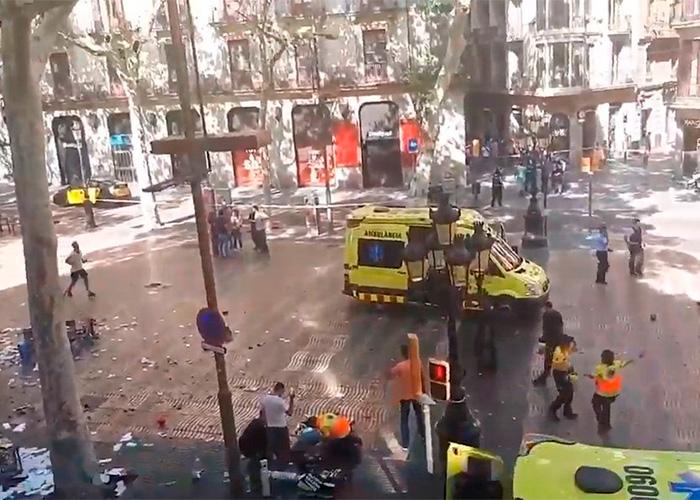 Por qué nos matan en Barcelona