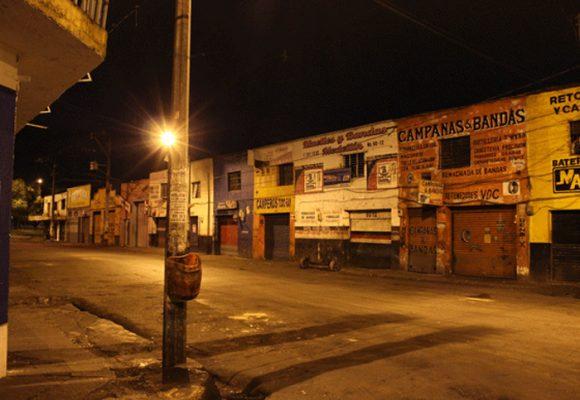 Barrio Triste: dos realidades antagónicas
