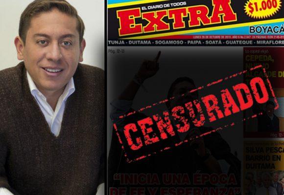 ¿Gobernación de Boyacá censura a los medios locales?