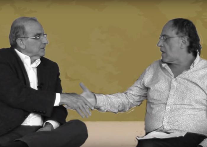 """""""Uribe nos quiere mantener como corcho en remolino"""": Humberto De La Calle"""