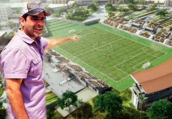 La resurrección del estadio Romelio Martínez, el viejo coloso de Barranquilla