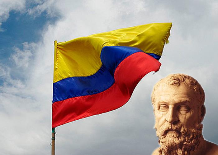Colombia, la (pos)Atenas suramericana