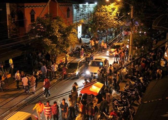 Lo curioso y lo no curioso de cuadra picha en Bucaramanga