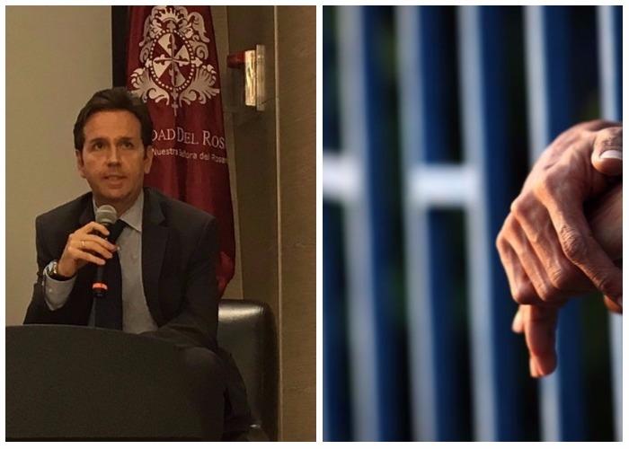 La solución no es construir mas cárceles, señor secretario de seguridad de Bogotá