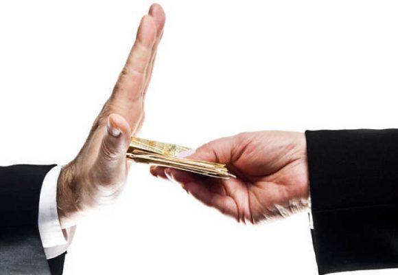 Acabar con la corrupción está en manos del ciudadano