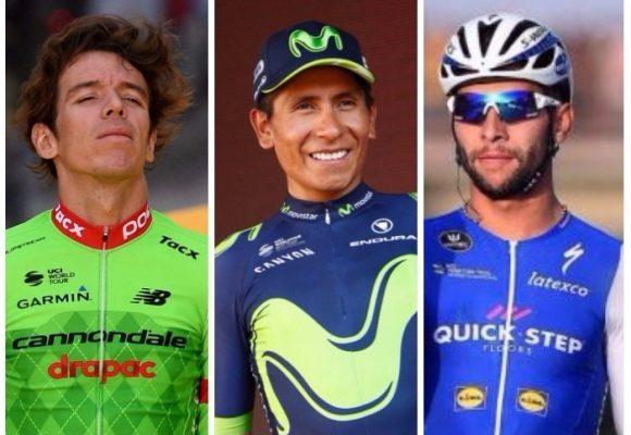 Selección Colombia de Ciclismo al mundial 2017: mucho cacique y poco indio