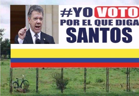 A la espera de #el que diga Santos