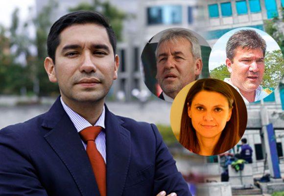 La poderosa clientela que manejaba el ex fiscal Luis Gustavo Moreno