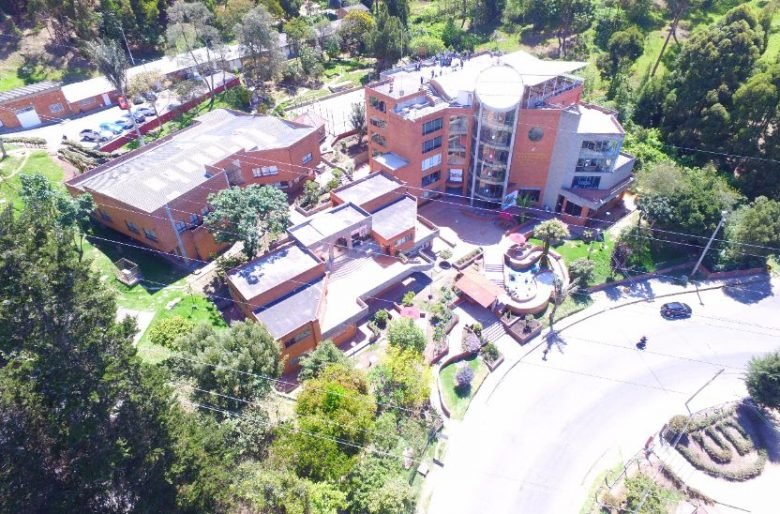 La Facultad del Medio Ambiente y Recursos Naturales de la Universidad Distrital no se acaba, florece
