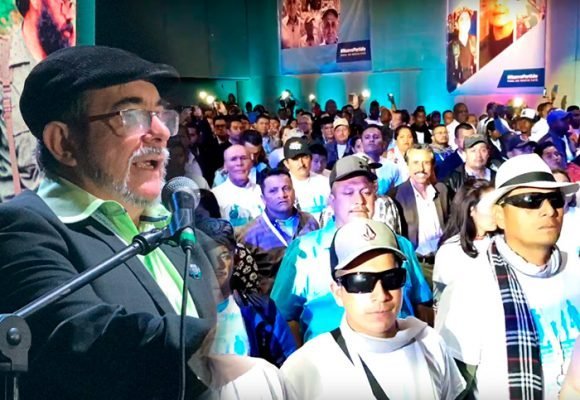 Las Farc tras el poder en Colombia: Así dieron su primer paso. VIDEO