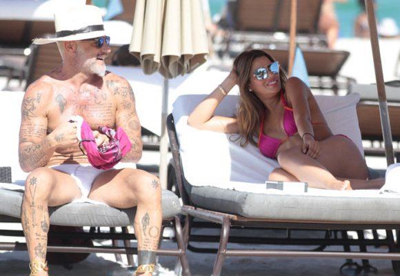El millonario novio de Ariadna Gutiérrez estaría en quiebra