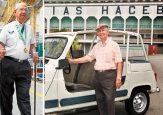 El cumpleaños 98 de don Jose María Acevedo en HACEB, su fábrica fundada hace 77 años