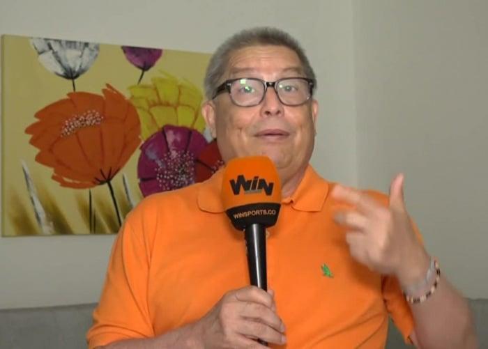 El colérico Hugo Illera