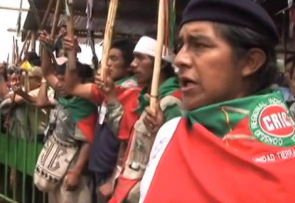Los pueblos indígenas del Tolima en defensa de la raza y el territorio