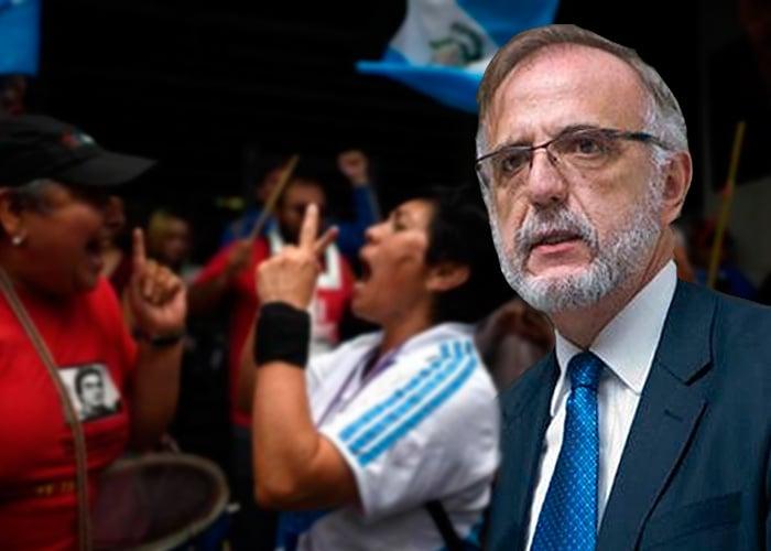 La última batalla de Iván Velásquez contra la corrupción presidencial en Guatemala
