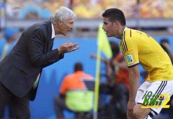 Pékerman se está convirtiendo en el peor enemigo de James Rodríguez