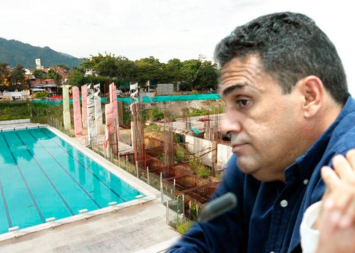 VIDEO: El cementerio de escenarios que el director de deportes de Ibagué le dejó a la ciudad