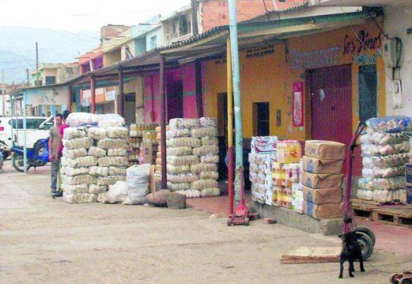 El día a día en La Parada, donde paran los venezolanos que llegan a Colombia