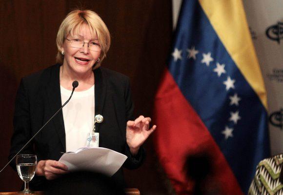 ¿Del lado de quienes está la Fiscal Luisa Ortega?