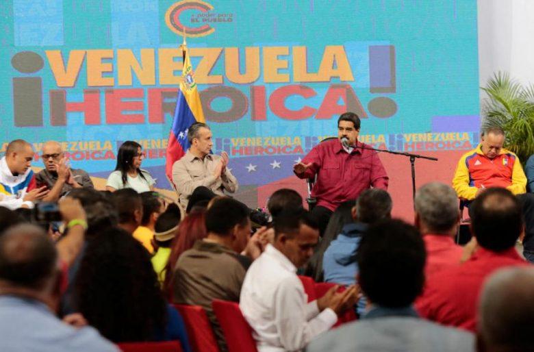 Venezuela: rebelde y constituyente