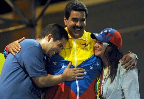 El hijo de Nicolás Maduro encabeza la lista de constituyentes venezolanos