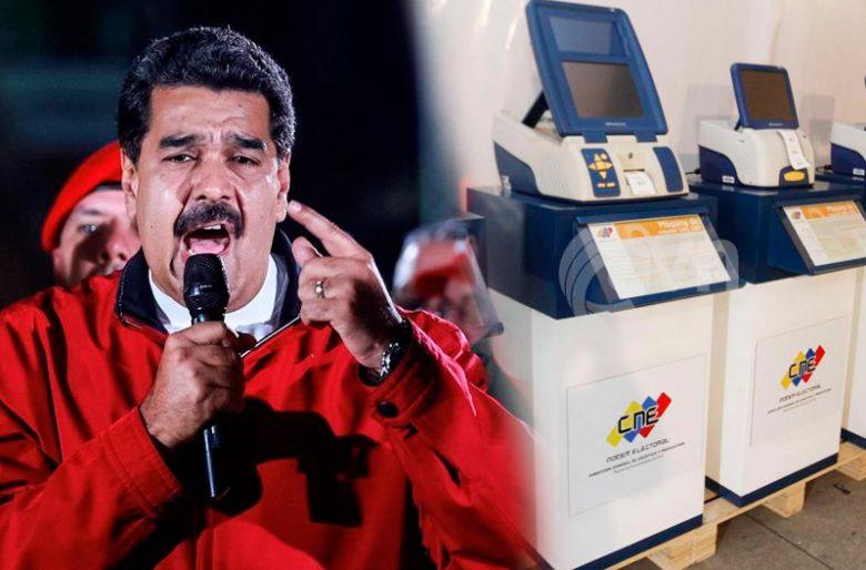 La empresa encargada del voto electrónico confirma el fraude en la constituyente de Maduro