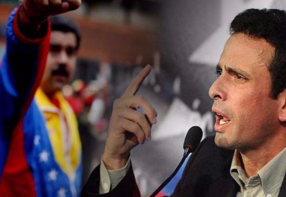 Venezuela clama paz