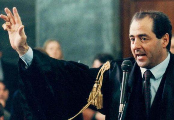 """Se cumplen veinticinco años de la operación anticorrupción """"Manos Limpias"""", realizada en Italia"""