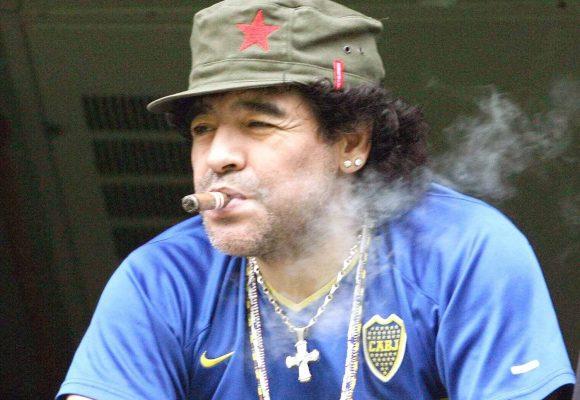 Diego Maradona: entre la drogadicción y el marxismo cultural