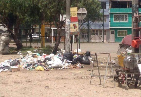 Persiste el Bronx en Bogotá