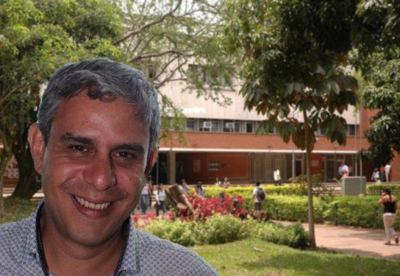 Carlos Murgueitio, profesor de la Universidad del Valle, se manifiesta por la controversia de su comentario en redes