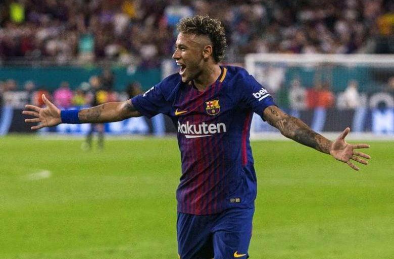 Neymar: del