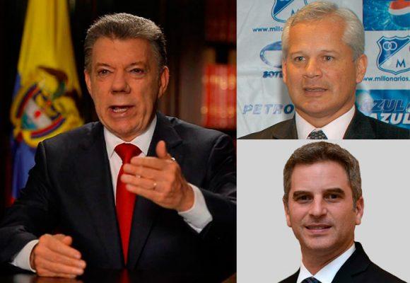 Los dos funcionarios cuestionados en los nuevos nombramientos de Santos