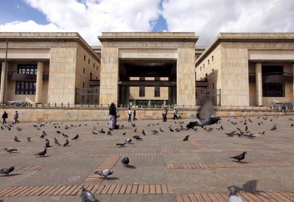 Corrupción en el Palacio de Justicia