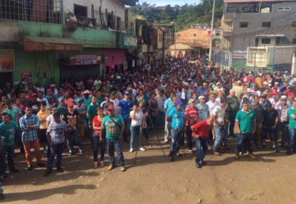El paro del Nordeste y la campaña contra Maduro