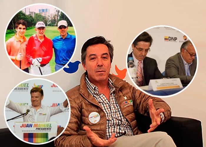 Roberto Prieto, el hombre que tiene en sus manos la suerte de Santos Presidente