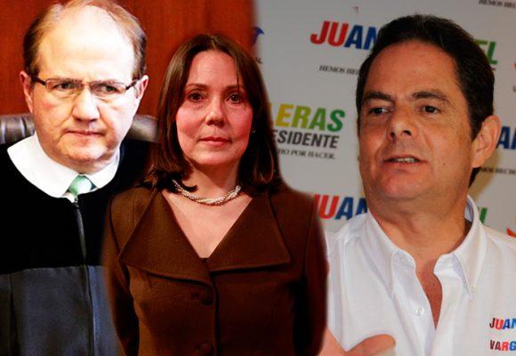 El expediente de paramilitarismo contra Vargas Lleras que archivó Leonidas Bustos